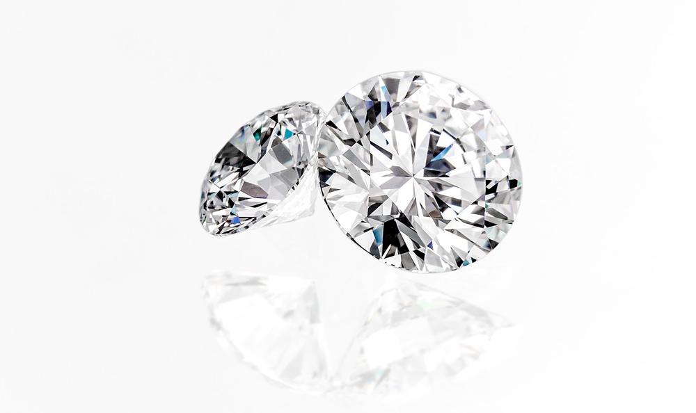 世界で認められたダイヤモンドをお届け