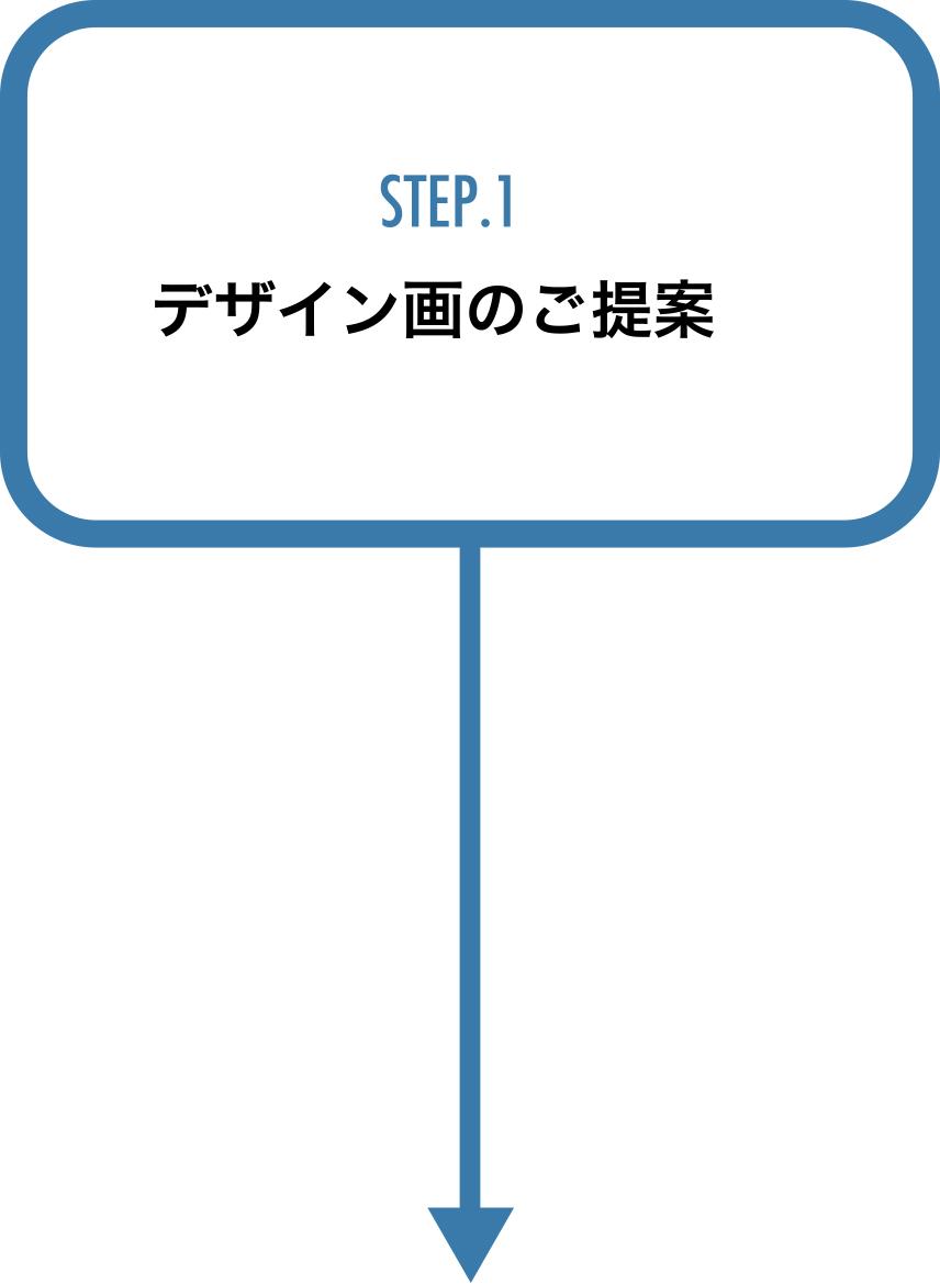 STEP1デザイン画のご提案