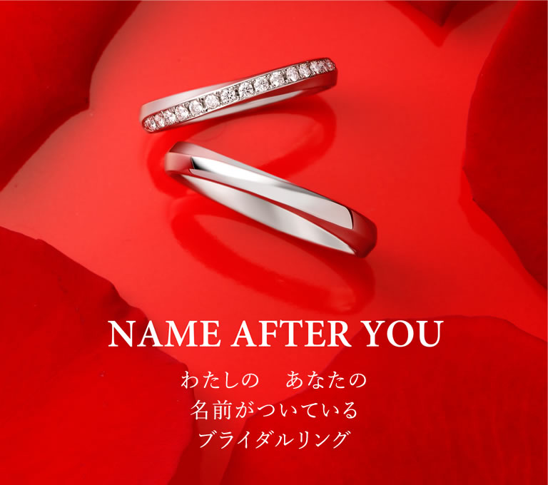 NAME AFTER YOU