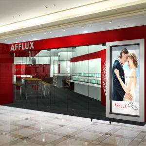 AFFLUX BRIDAL梅田本店が4月8日グランドオープン