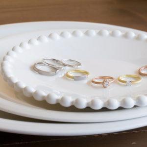結婚指輪をアンティークテイストにする方法