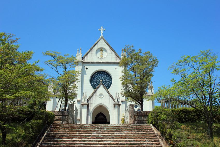 キリスト教式の教会