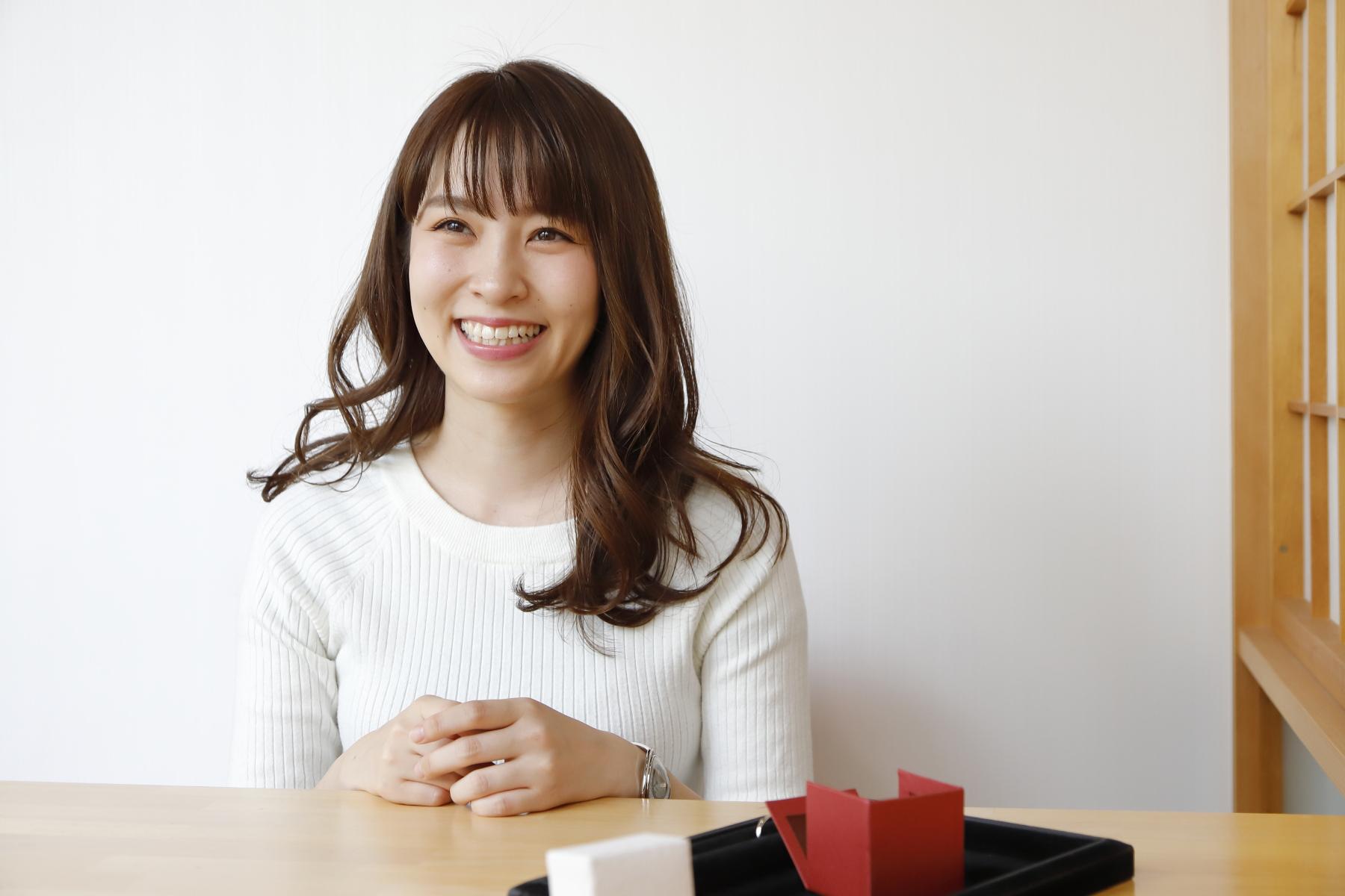佐藤真瑚様 インタビュー