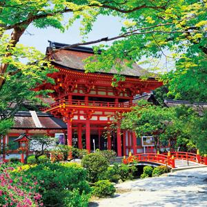 上賀茂神社限定リング誕生