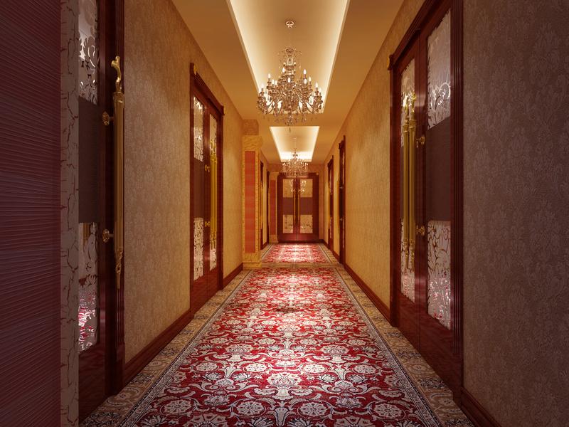 プロポーズの舞台となるラグジュアリーホテル
