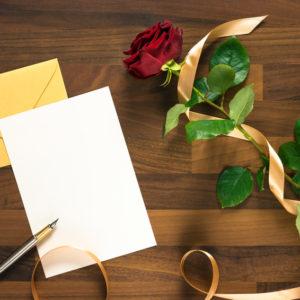 プロポーズで背中を押してくれる頼もしい「手紙」の存在