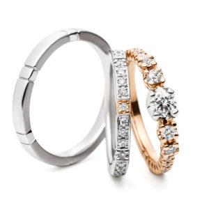 ゴールドやプラチナは錆びるの?結婚指輪の輝きを保つには