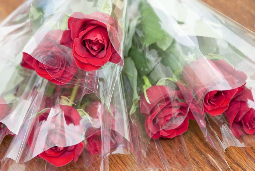 赤い薔薇(結婚イメージ)