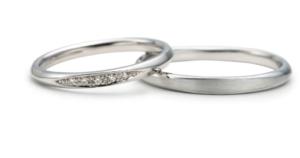 お客様のご紹介♡ご結婚指輪