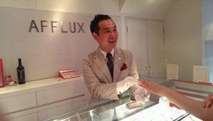 ご入籍日から添い遂げるまでおふたりのココロを繋ぐAFFLUXのオーダーメイドジュエリー。デザインバリエーションは180種類以上☆ブランドコンシェルジュ来店のイベントでおふたりの指輪に関する「なぜ?なぜ?」を何でもご相談ください。