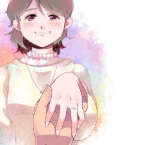 Aya ゆびわ言葉 ®:しあわせ彩る