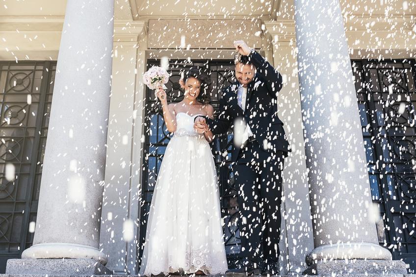 結婚式 シャワー