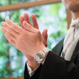 結婚式二次会ゲストの服装 男性編