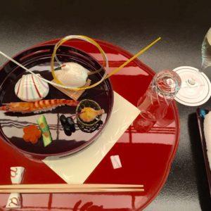 結婚式の料理について。和食のメニューはどんな内容なの?