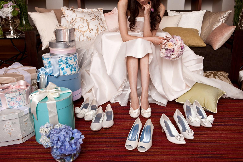 花嫁の持ち物