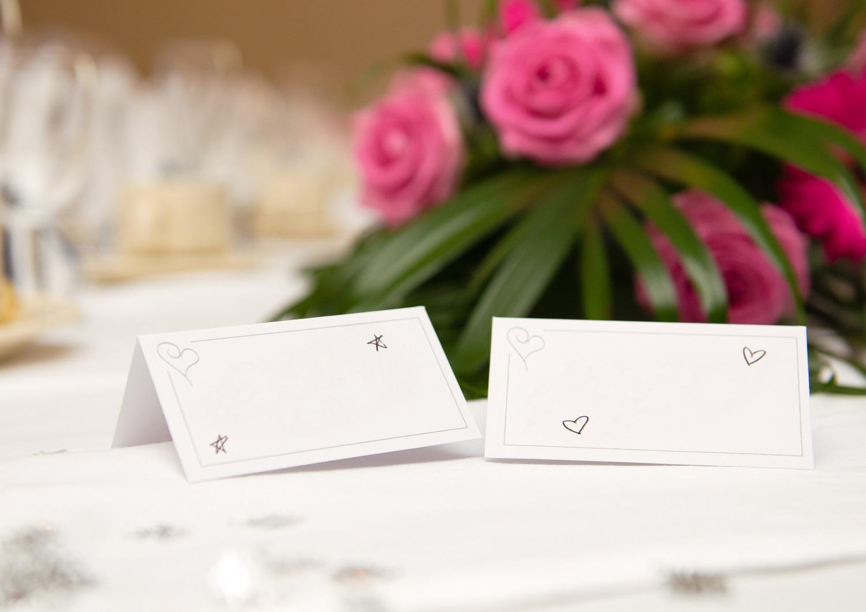 結婚式,席札,メッセージ
