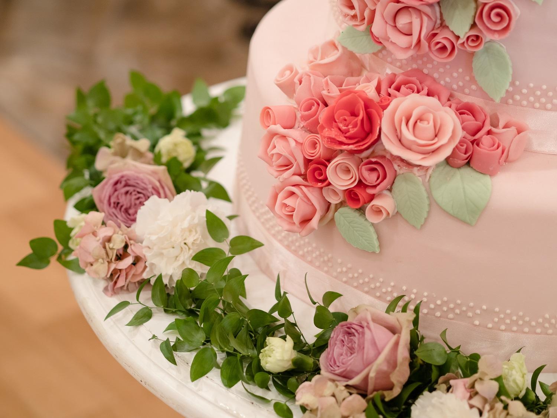 ウエディングケーキデザイン