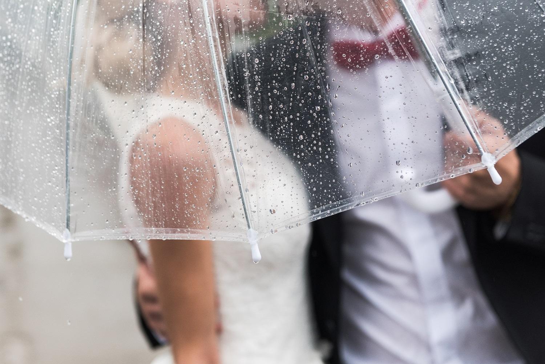 結婚式の前撮り。雨天の場合について考える