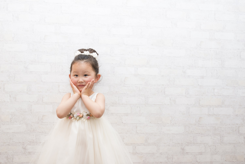 結婚式の子供演出