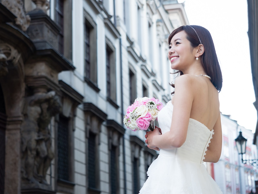 ヨーロッパの結婚式