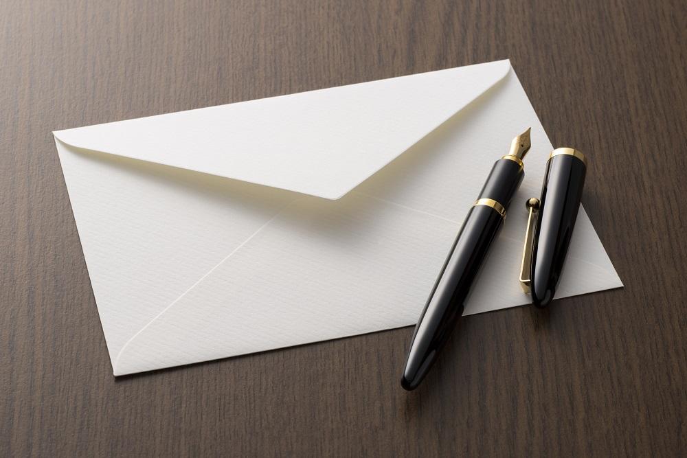 結婚式の招待状が届いた。返信ハガキはどんなペンで書くの?