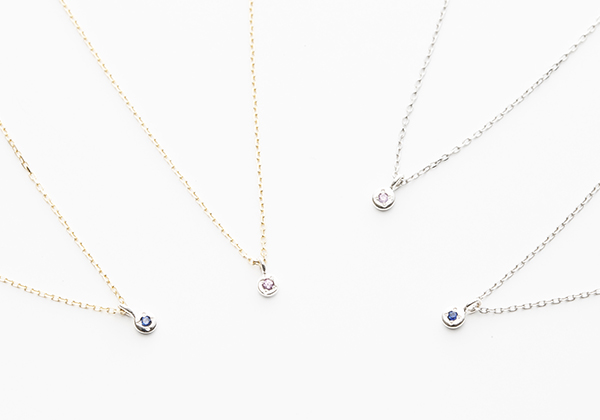 Sappire Necklace