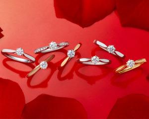 【新発表】あなたらしく煌く、婚約指輪を発表しました